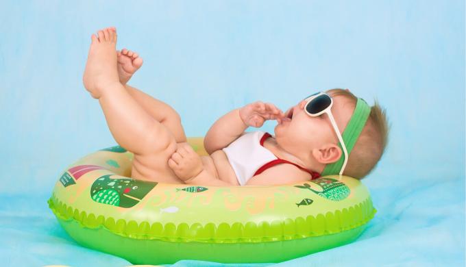 赤ちゃんにオススメの日焼け止め